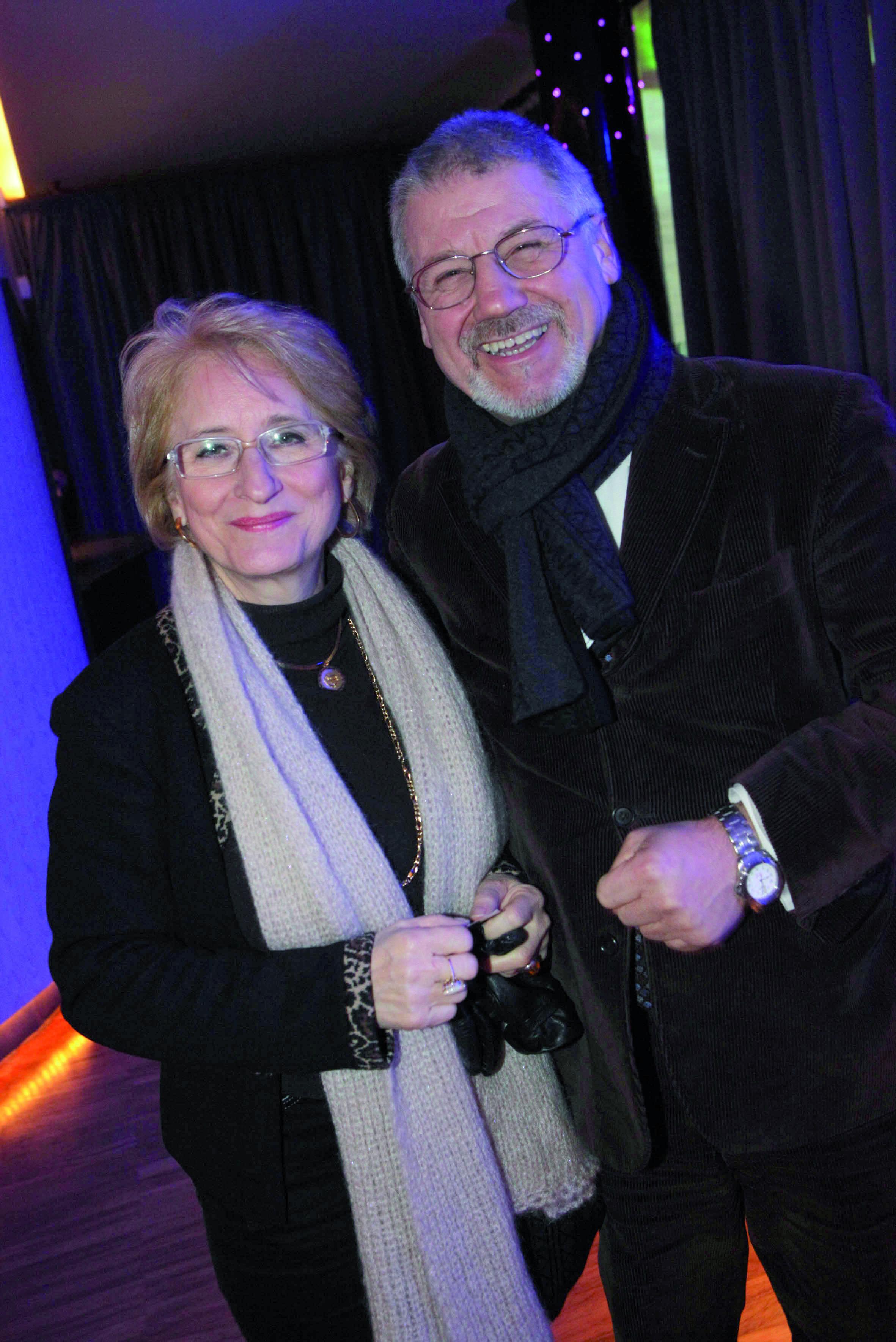Pressphoto,  Firenze,serata Porche a l'Otel xFirenze Magazine nella foto: Bartolozzi Gigliola e Paolo