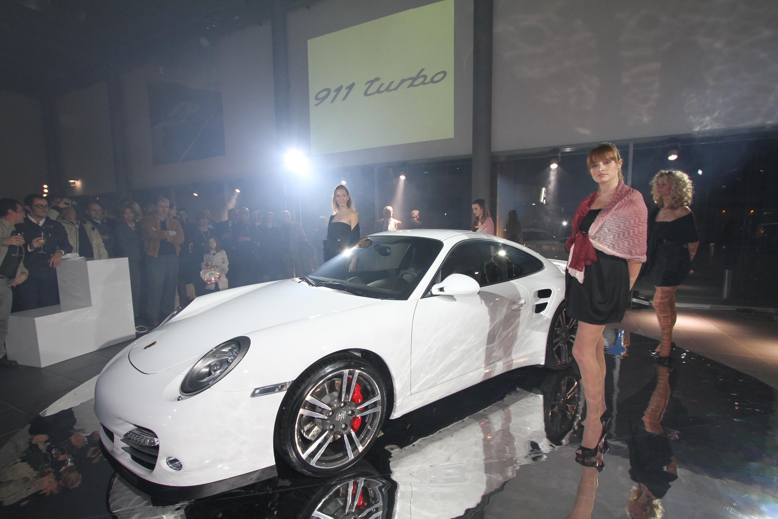 Porsche Auto In