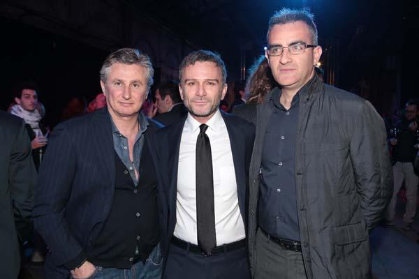 Edoardo Macia, Alessandro Bonan, Daniele Prade