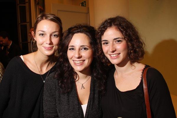 Roma Elisa, Ambra Paganelli, Elena Pollastrini