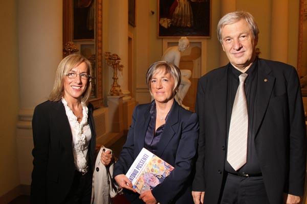 Laura Cantini, Maria Cristina Giglioli,  Paolo Regini