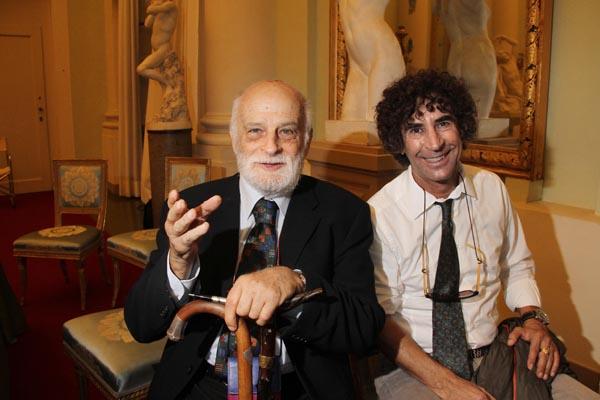 Posenti and  Giampaolo Talani