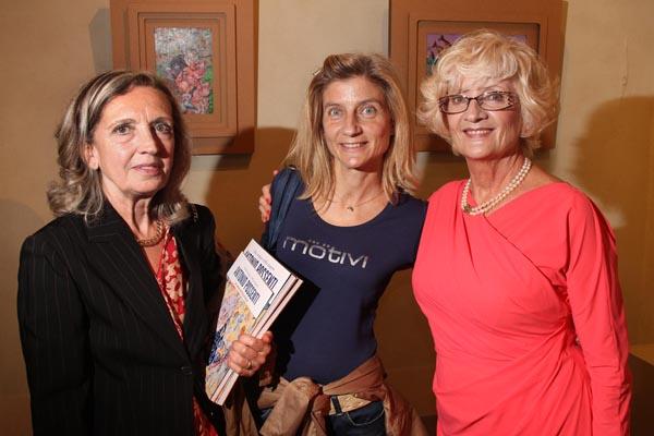 Laura Mannelli, Alessandra Tognotti, Simonetta Biagioli