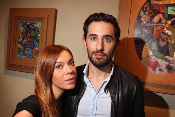 Ilaria Ciappina, Luca Deiana