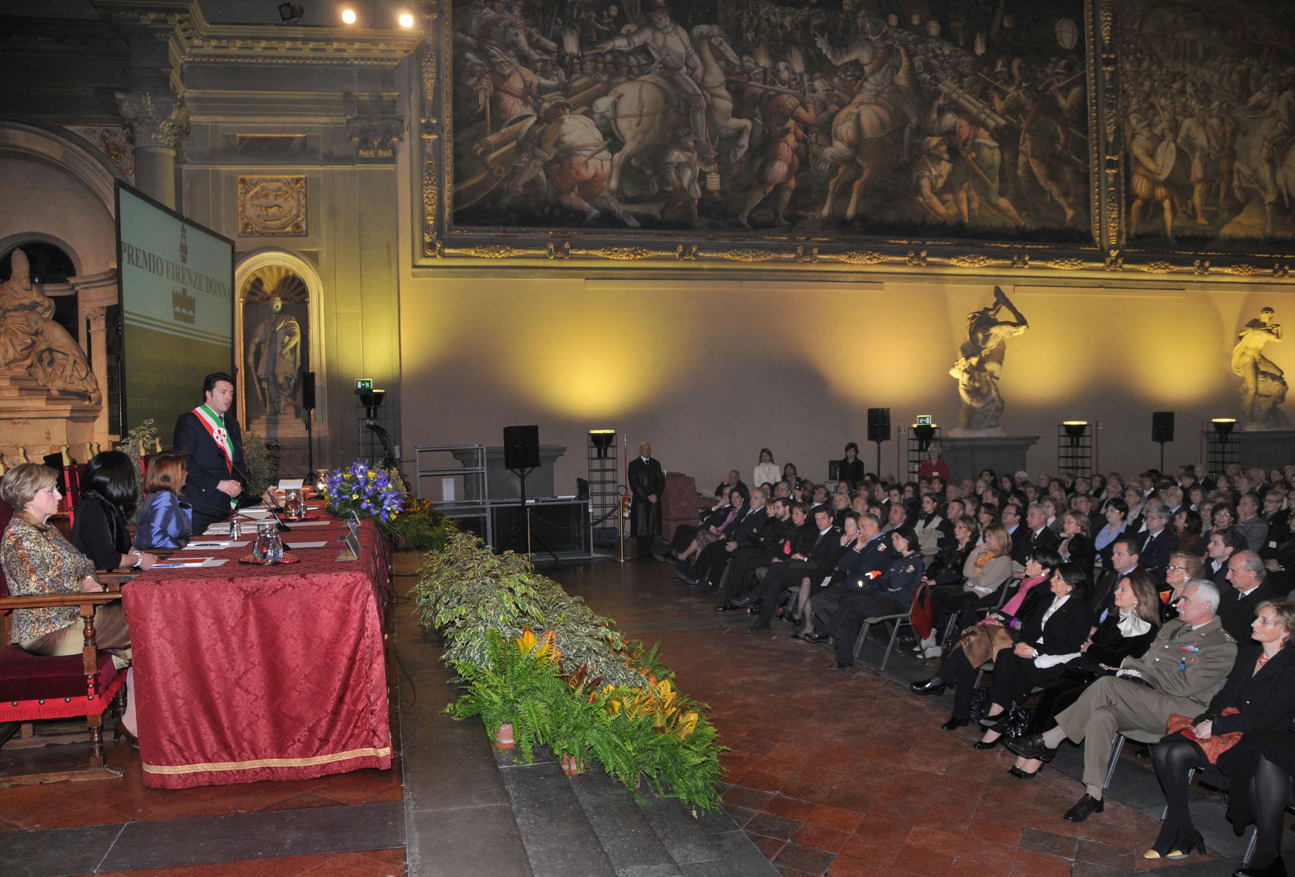 Premio Firenze Donna
