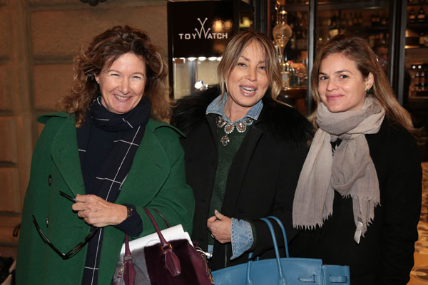 Mariacristina Modonesi, Camilla Benedetti, Mariapia Marianelli