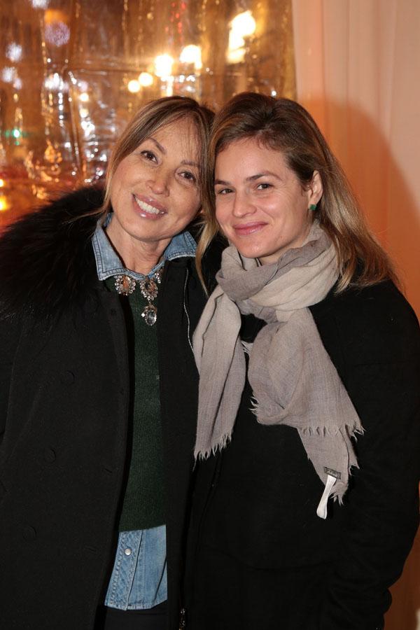 Camilla Benedetti, Mariapia Marianelli