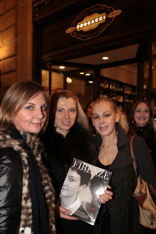 Victoria Karalyunets, Diana Dani, Marta Licata