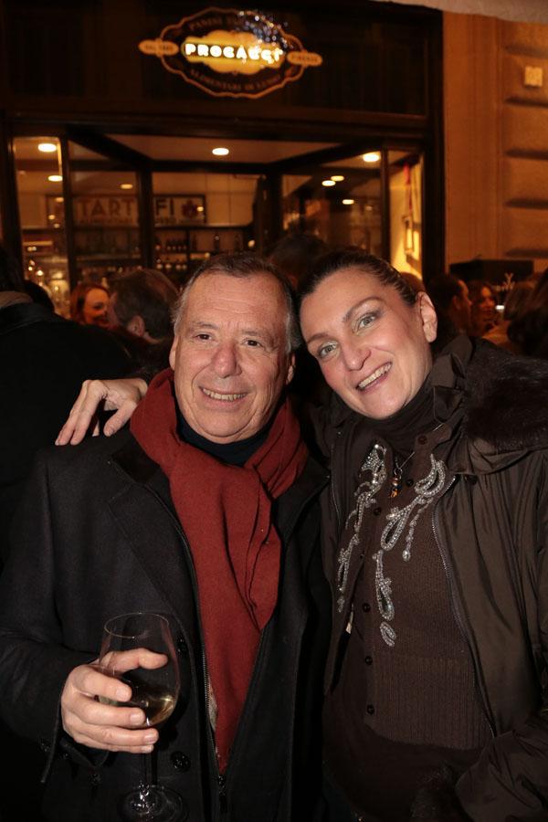 Alessandro and Samanta Checcacci