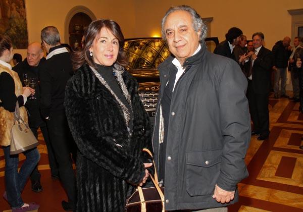 Marco Cavallaro, Antonella Greco