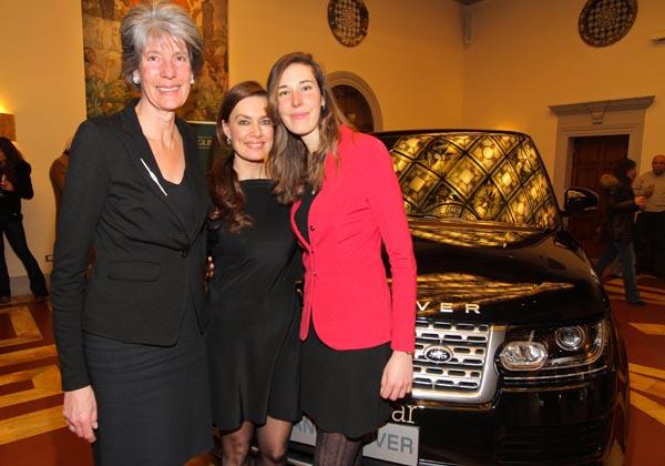 Lynn, Francesca Rodolico, Judith Otto