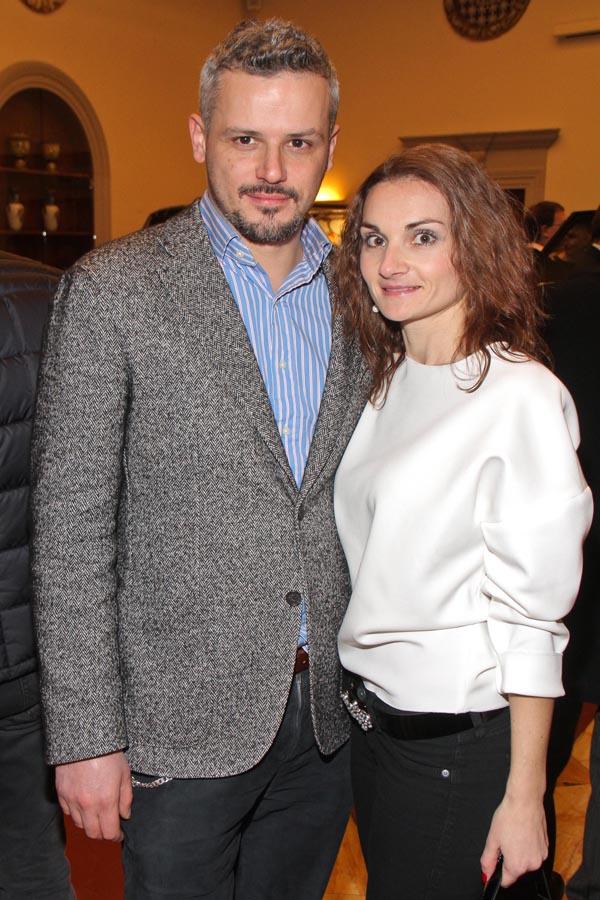Filippo Formichini, Karin Matscher