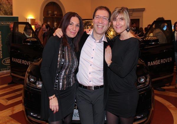 Valerio Verdiani, Tiziana Mansani, Alessia Dastoli
