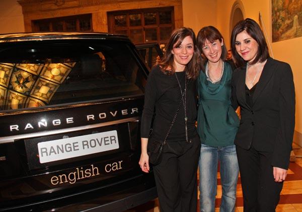 Chiara Macinai, Daria Colonna, Emanuela Rosanò