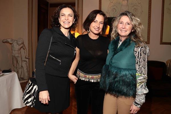 Silvia Panicucci, Elisa Cotrozzi e Marinella Fani
