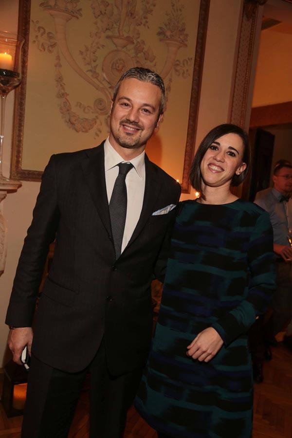 Marco De Pin e Lorena Airoldi