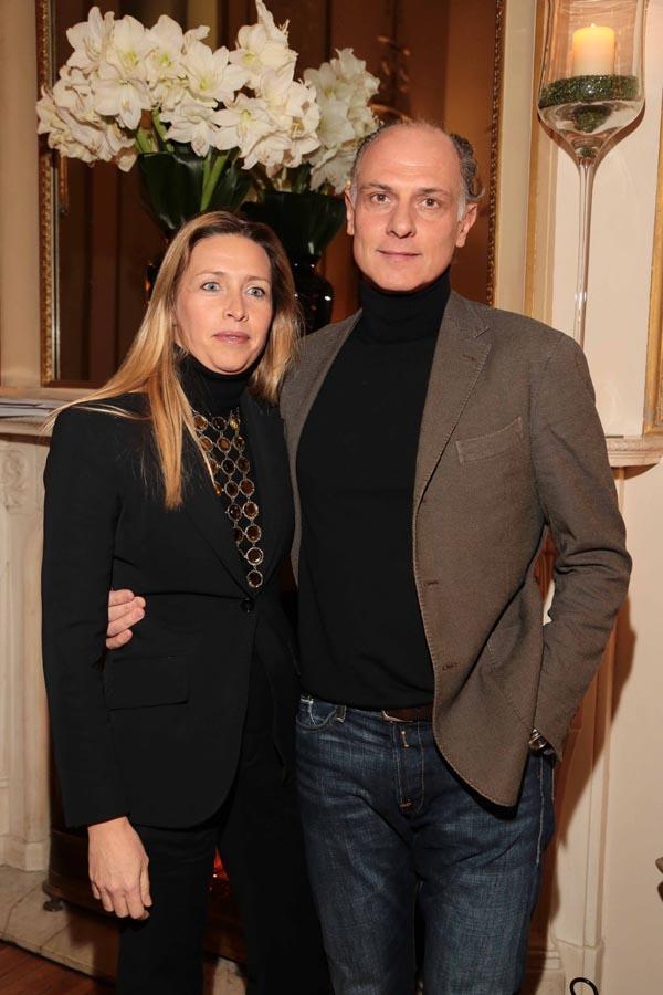 Angelica Manetti e Niccolò Becagli