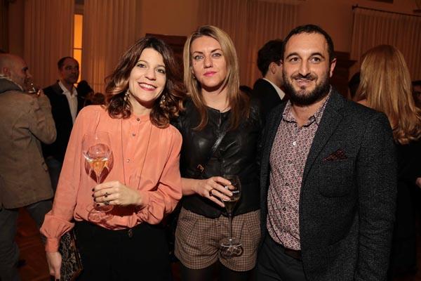 Benedetta Zanini, Alina Catrina, Francesco Avitabile