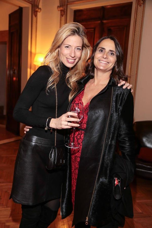Patricia Du Reau, Silvia Orsi Bertolini