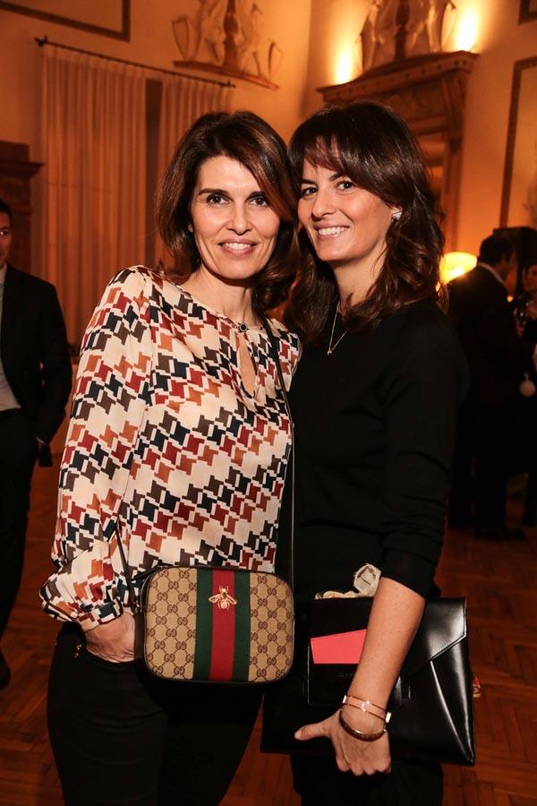 Silvia Vignoli, Fanny Morbidelli