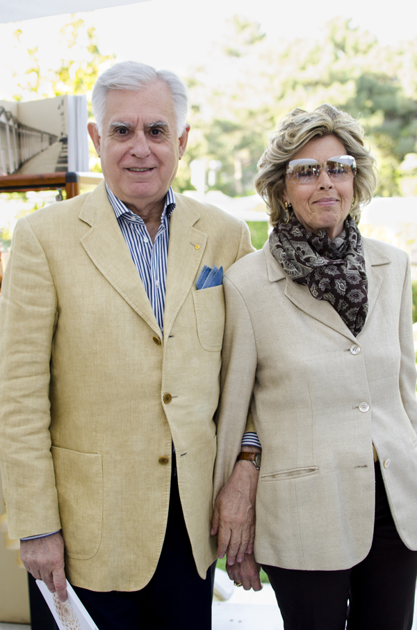 Riccardo and Pully Cascio