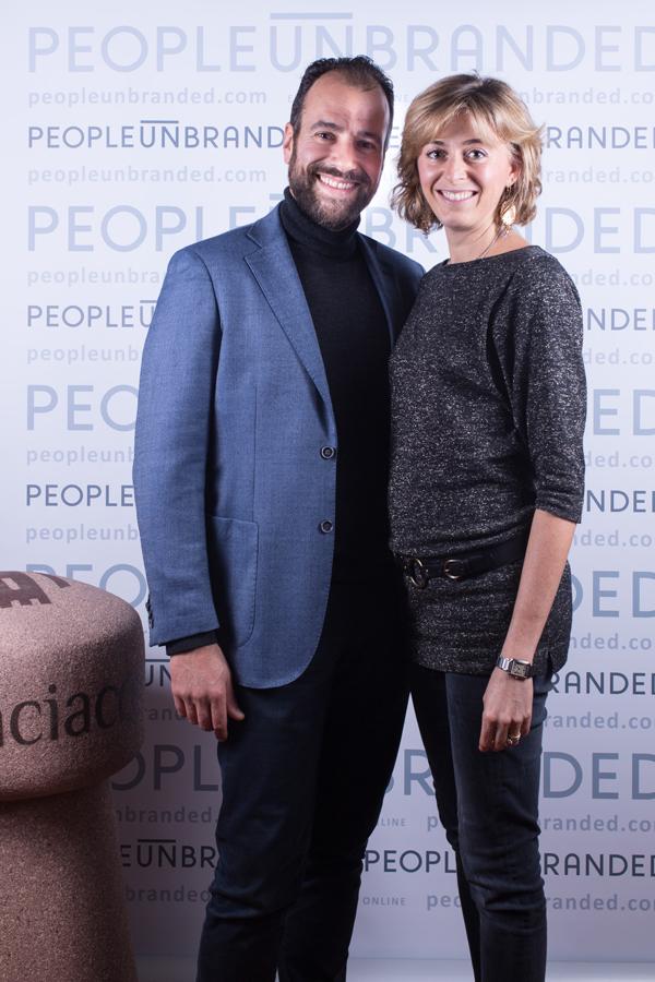 Riccardo and Dalila Maccolini