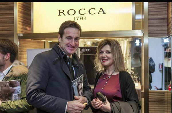 Riccardo Savio, Cristina Balcarin