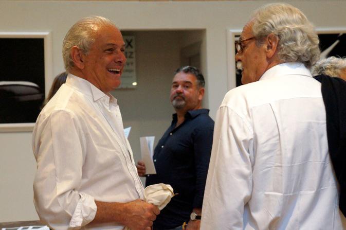 Riccardo Zuconi, Franco Bruni