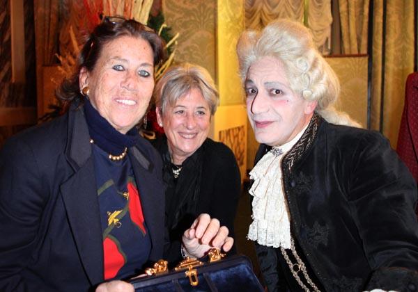 Roberta Di Camerino, Rosi Pavan, Principe Moriss