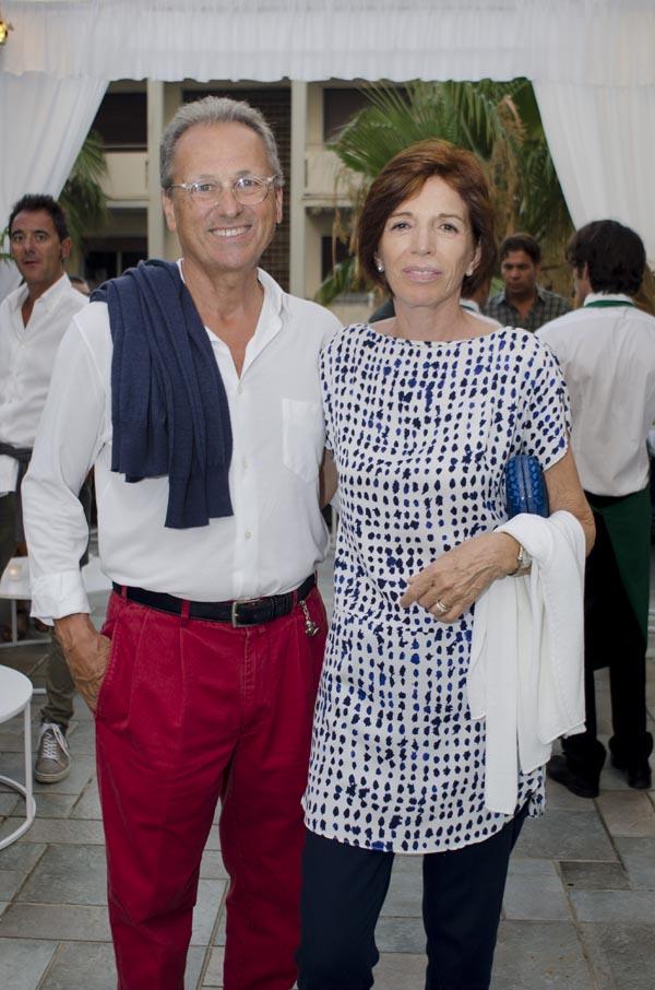 Roberto e Anna Orlandi
