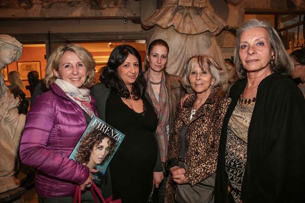 Marinella Fani, Alessandra Nardelli, Beba Troncherini, Mirella Florita, Marianna Dieci
