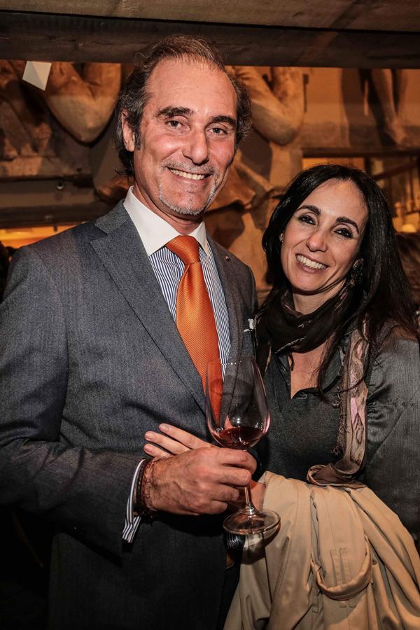 Alexandra Bacci, Max Aurelio Campanale