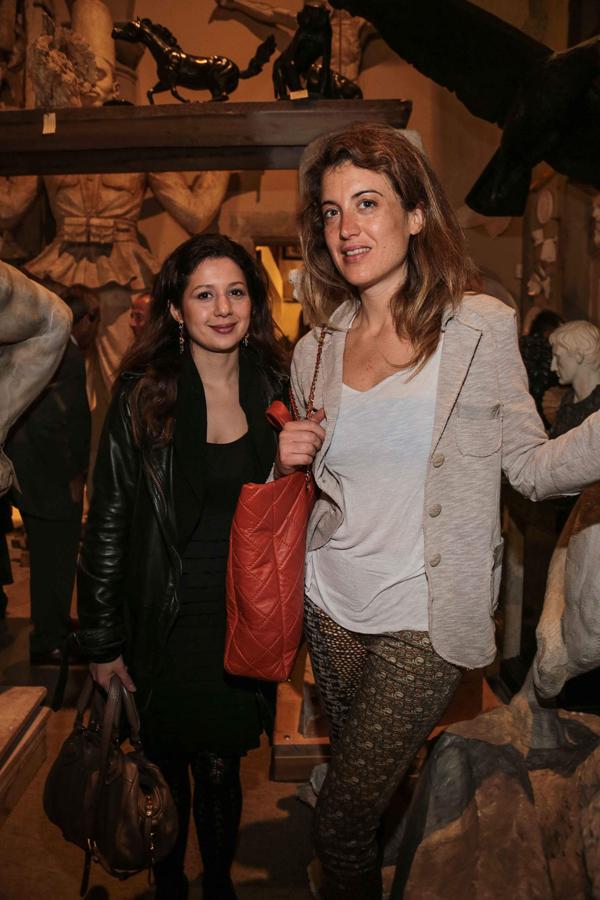 Elisa Bissoni Fattori, Chiara Bentivegna