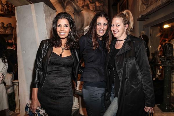 Fernanda Bellucci, Carlotta Lana, Caterina Gonnelli