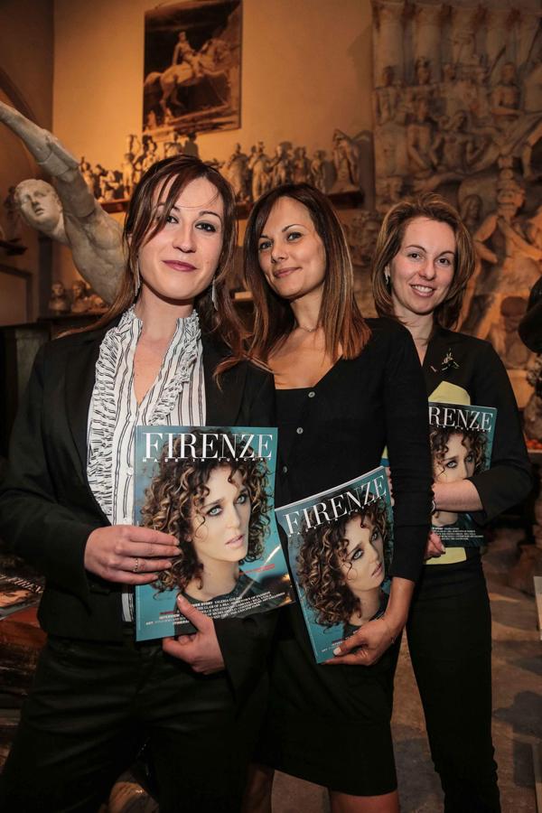 Matilde Calamai, Alessandra Pistillo, Gessica Camilloni