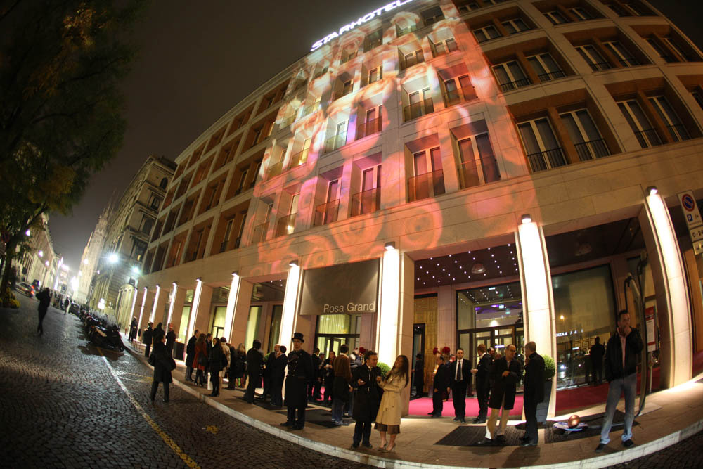 Starhotels Rosa Grand Milano