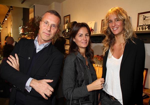 Neri Torrigiani, Fanny Morbidelli, Cristina Ferrari
