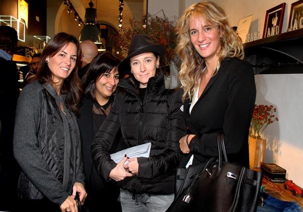 Fanny Morbidelli, Elisa Corzani, Eleonora Maggini, Cristina Ferrari
