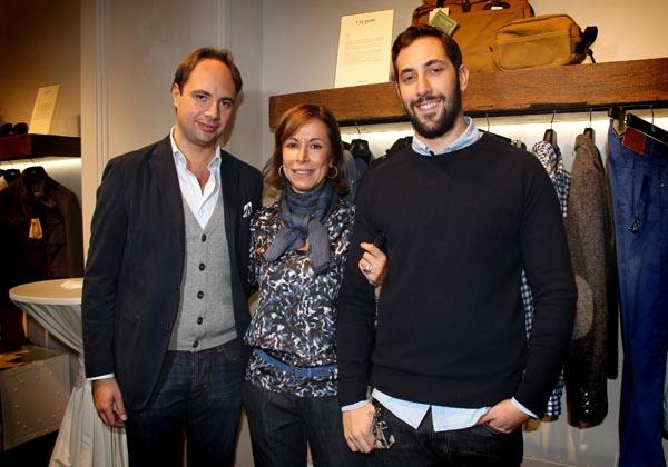 Niccolò, Patrizia, Guido Biondi