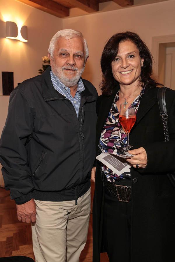 Ambrogio Brenna and Cinzia Venturi