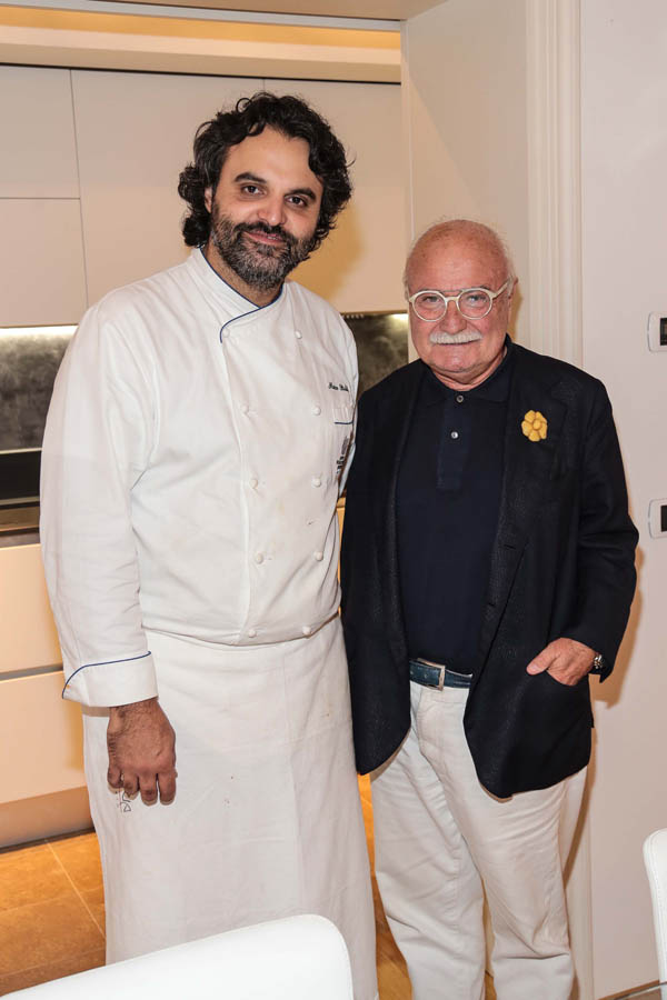 Marco Stabile and Gianni Mercatali
