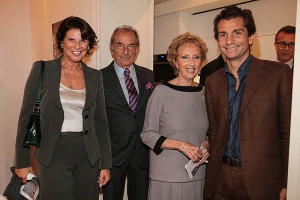 Diego and Giuseppe di Sangiuliano, Cristina Quaratesi, Bona Frescobaldi