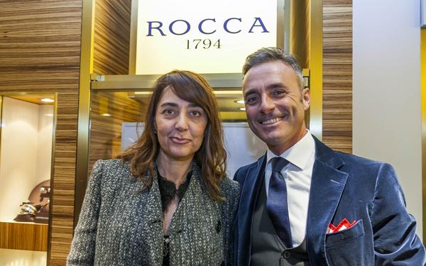 Sara Cassiani, Luca Regazzo
