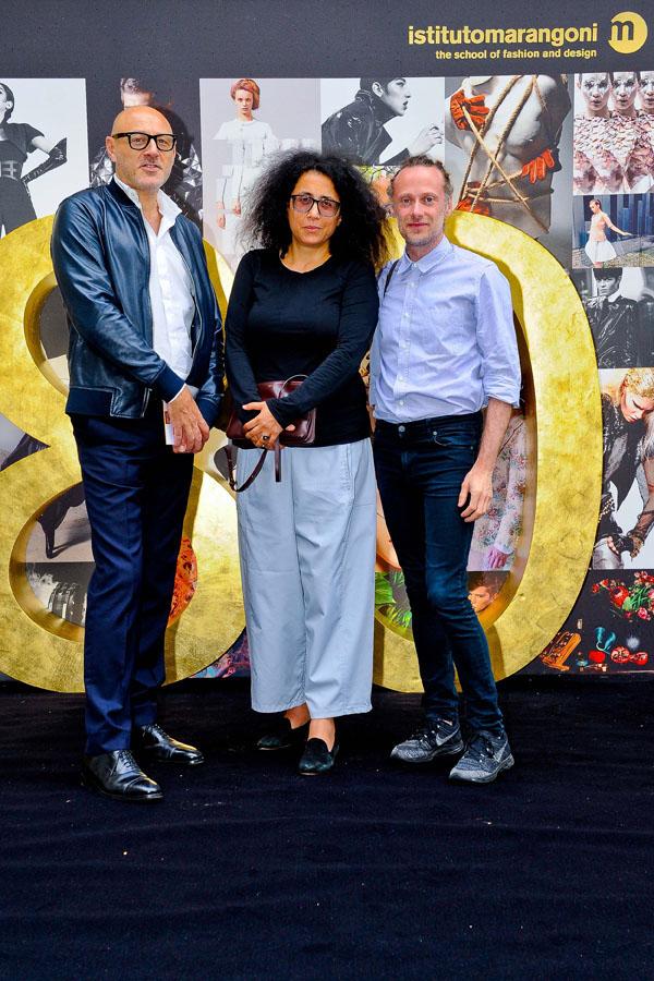 Sara Maino, Gianluca Cantaro, Giorgio Martelli