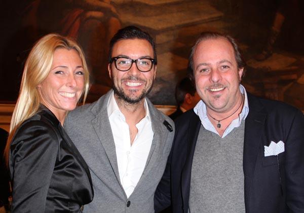 Sara Menetto, Francesco Zangarini, Davide Pavia