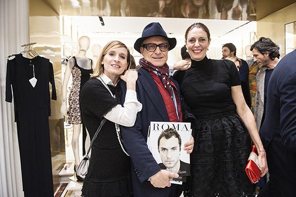 Barbara Nevosi, Saverio Ferragina, Sara Lucci