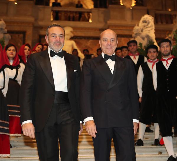Roberto and Generoso Di Meo