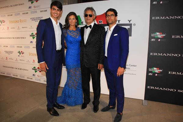 Bocelli Family