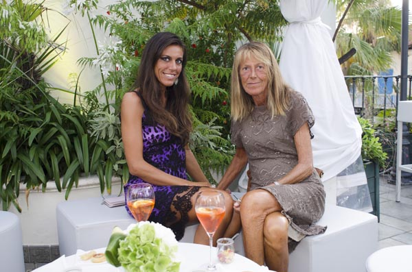 Silvia e Ernestina Poncini