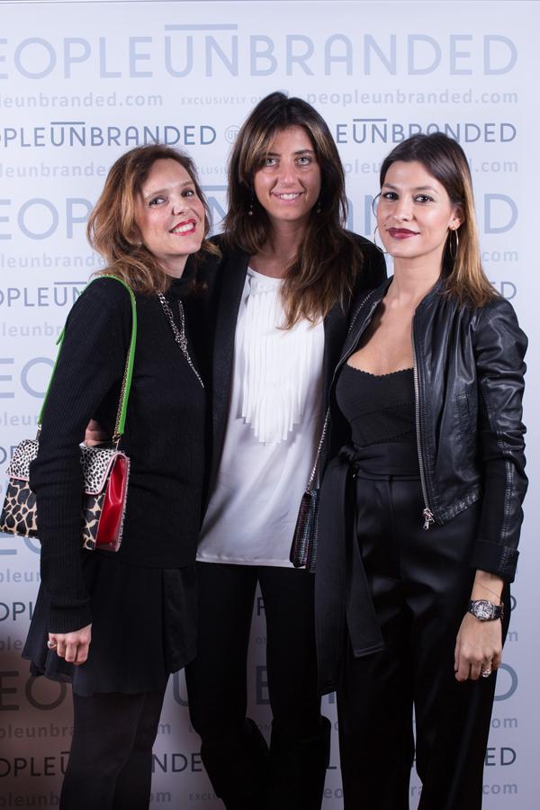 Silvia Sturla, Chiara Nencini, Eugenia Pirro
